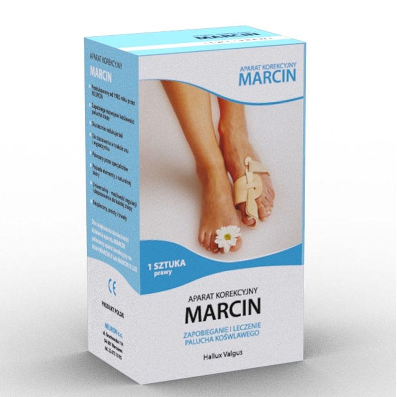 Marcin I (1 шт.) – Апарат коректуючий для лікування деформації великого  пальця ноги замовити недорого з доставкою. Краща ціна 71cb6b406d2c0