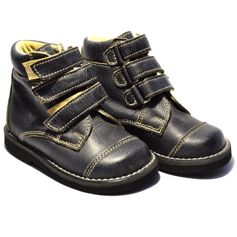 Купить Ортопедические ботинки для детей из натуральной кожи Wik ... 3ccf81905a21a