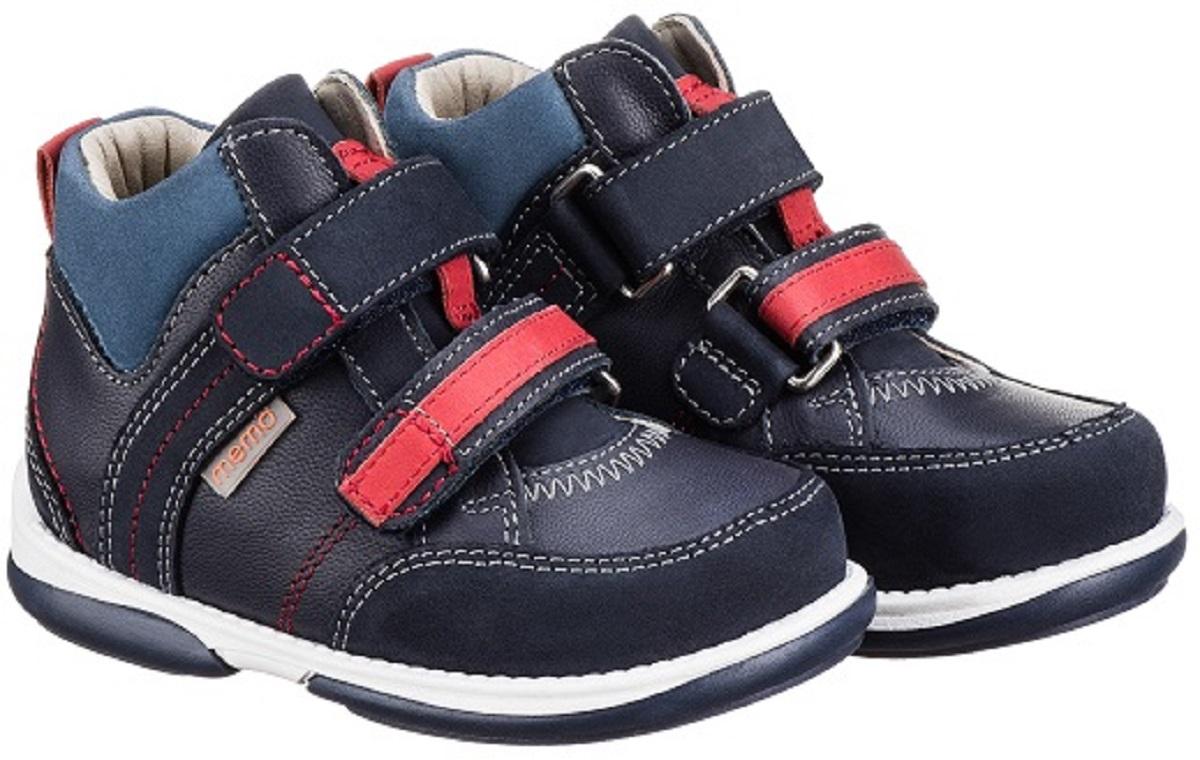 Купити Memo Polo Junior 3DA Сині Дитячі ортопедичні кросівки. Світ ... f407689577468