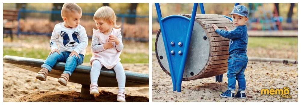 Коллекция обуви Memo Baby - ботинки для первых прогулок! Svit Zdorovya