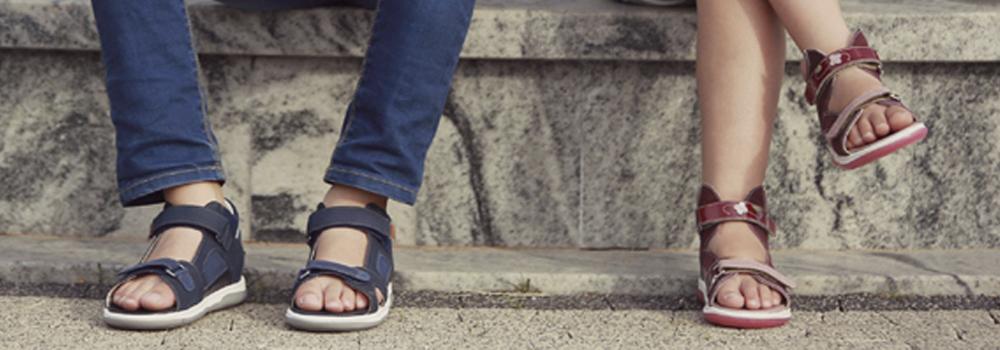 Чому вибір взуття для дитини вважають таким важливим? Світ здоров'я