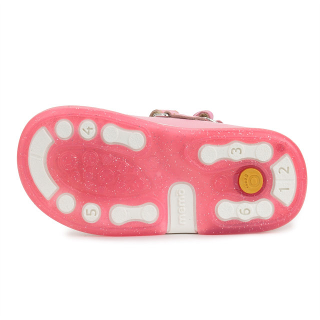 d5a3bbed4c30e1 Купить Memo Princessa 3JE Розовые - Ортопедические туфли для девочек ...