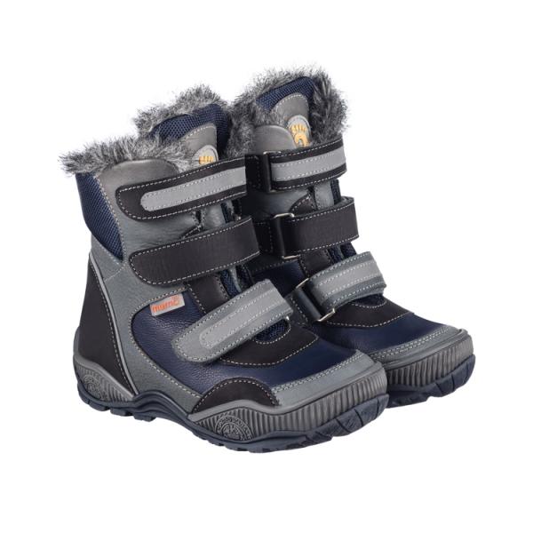Memo Colorado 3DA - Зимние ортопедические ботинки для детей (р.22-34)