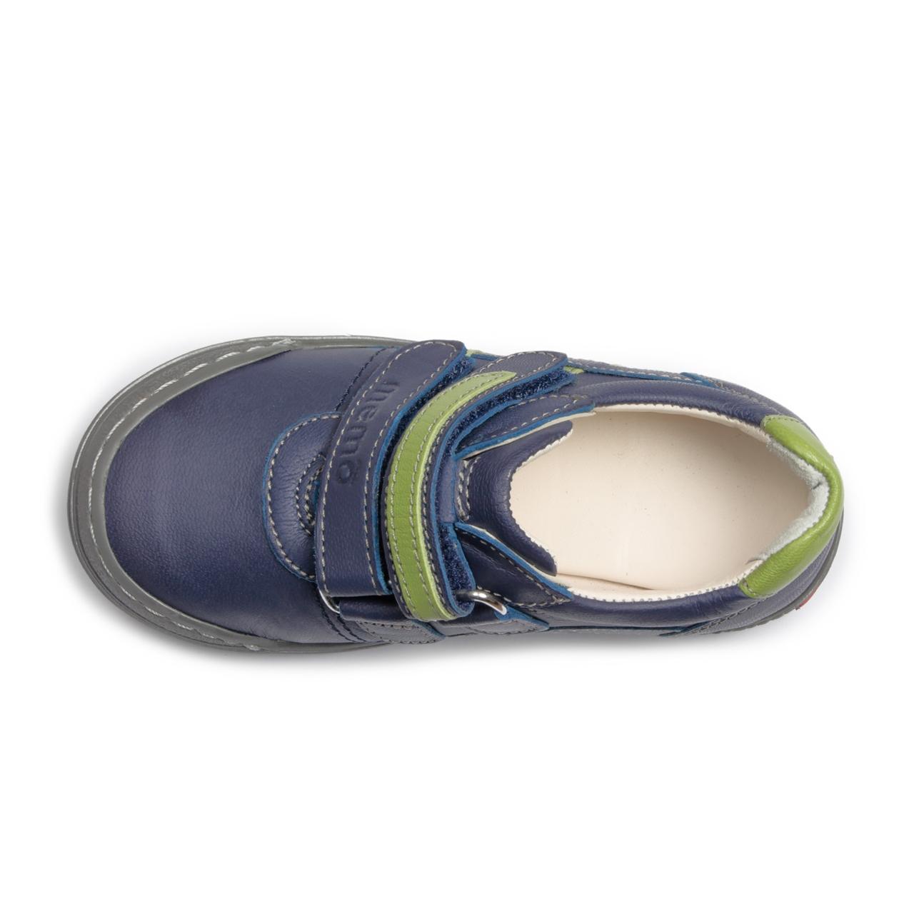 Memo RIO 3CH Синие - Ортопедические кроссовки для мальчиков (р.26-35)